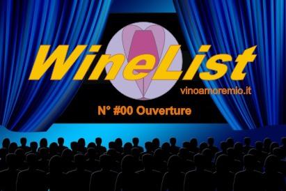 Anteprima WineList #00 : Overture – Lambrusco Marcello Oro –