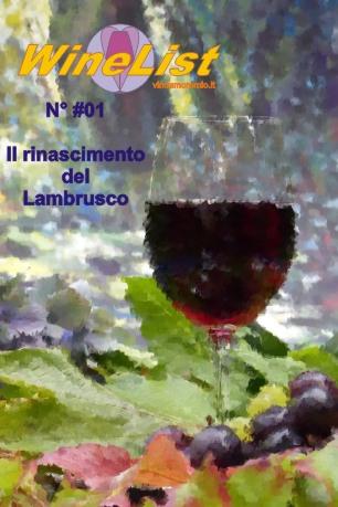 Anteprima WineList #01 : Il rinascimento del Lambrusco ( cit. ) – Lambrusco SenzaTempo, Riunite –