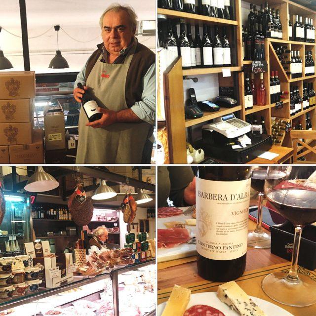 Ramello, un locale d'altri tempi, prezzi modici e buon vino.