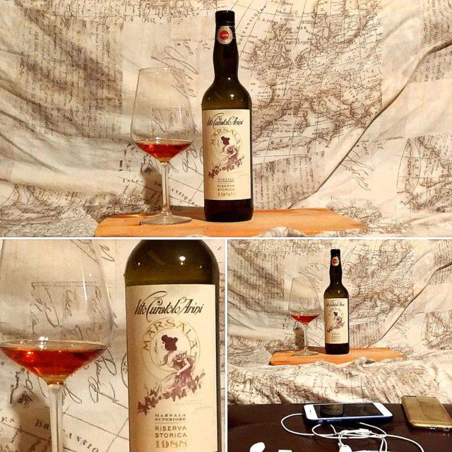 Anteprima WineList #03 -30 anni di vino per 30 denari- Marsala 1988 Arini