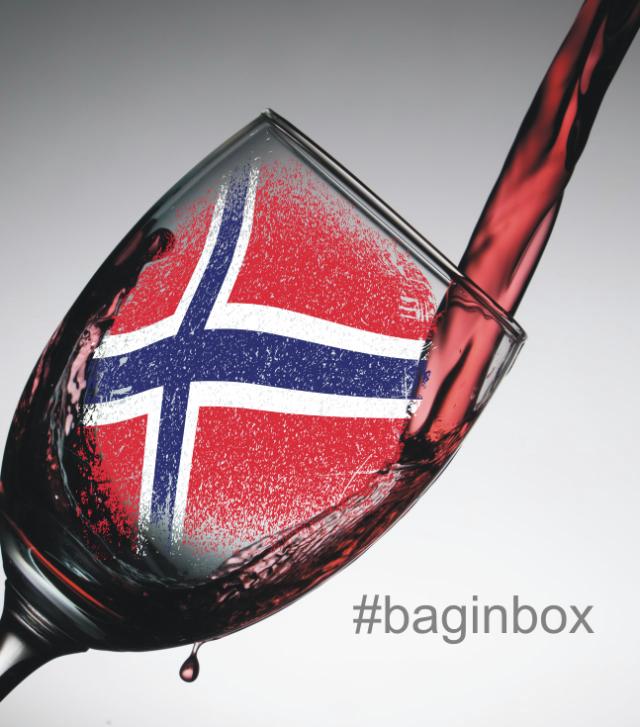 I norvegesi scelgono i vini di qualità nel Bag in Box